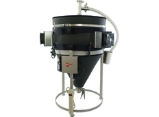 Temperature Controlled Conical Fermenter for Homebrewing and home winemaking