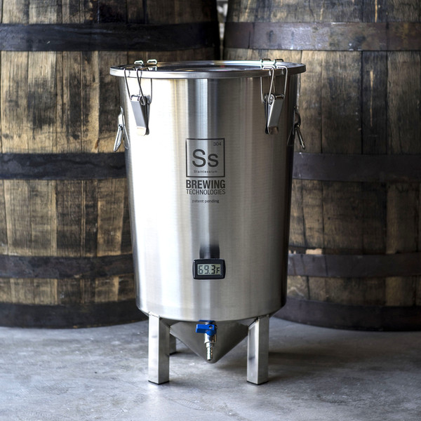 Stainless Brew Bucket Fermenter