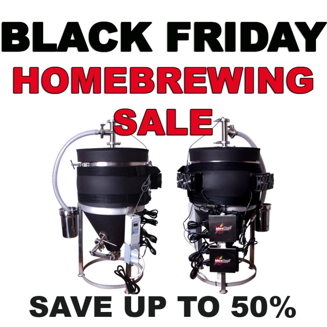 Home Brewing Black Friday Sales