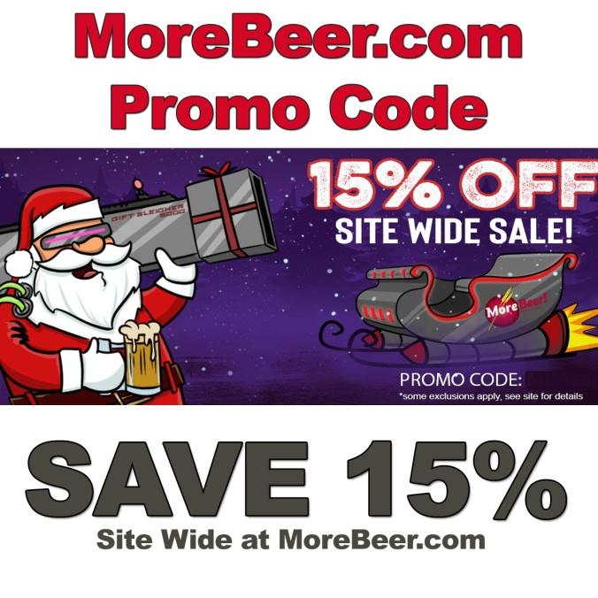 MoreBeer.com Promo Code